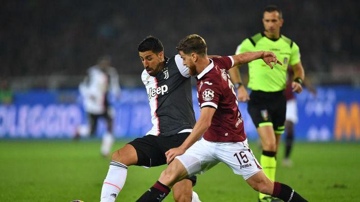Torino paksa Juventus tak mainkan permainan cantik (Foto: Valerio Pennicino/Getty Images))