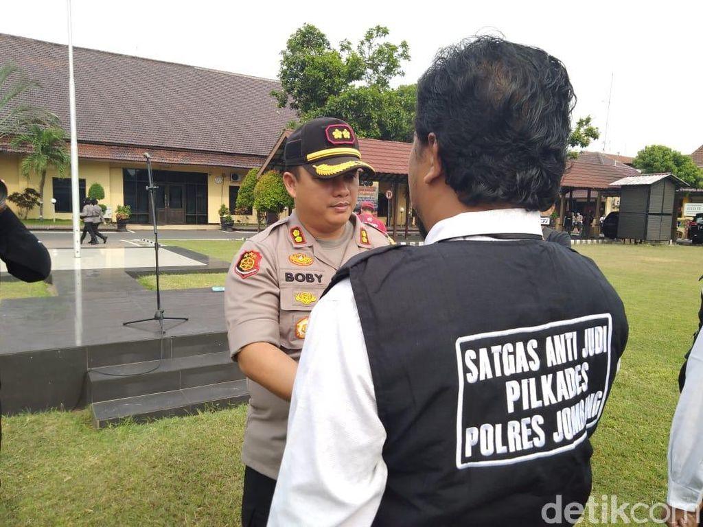 Jika Temukan Perjudian di Pilkades Jombang, Segera Hubungi Nomor Ini