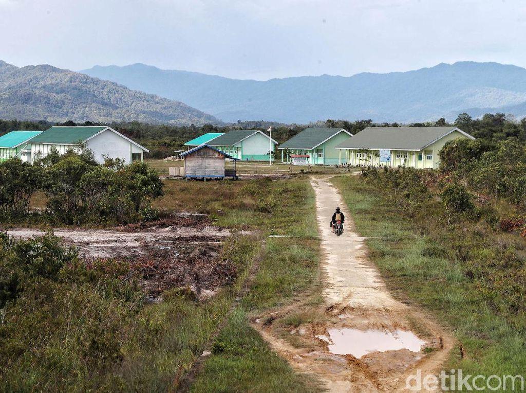 Mengintip Jalur Pedesaan di Krayan Nunukan