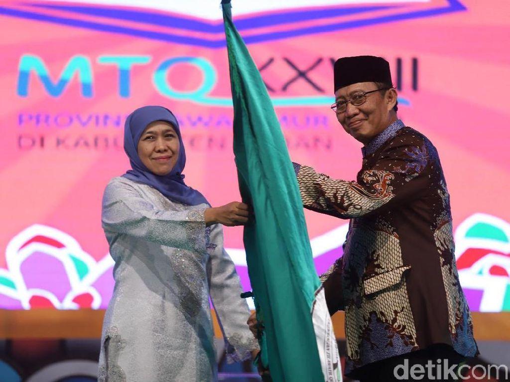 MTQ ke-28 Jatim Selesai, Kafilah Tuban yang Jadi Juaranya