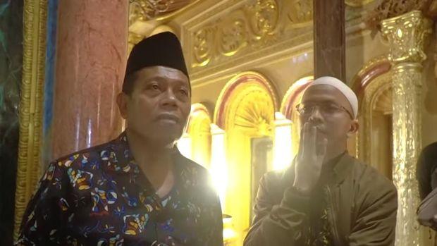 Hasim bersama Ustaz Fatih