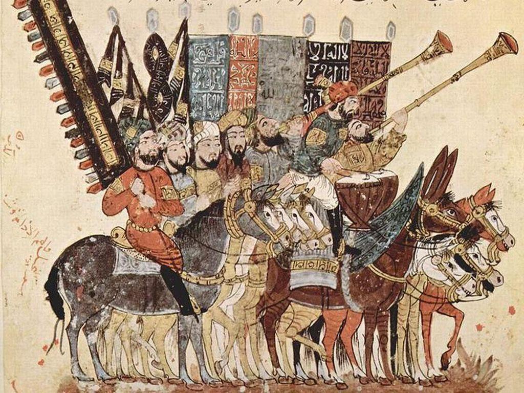 Celana Panjang: Dari Persia ke Arab Era Nabi Muhammad