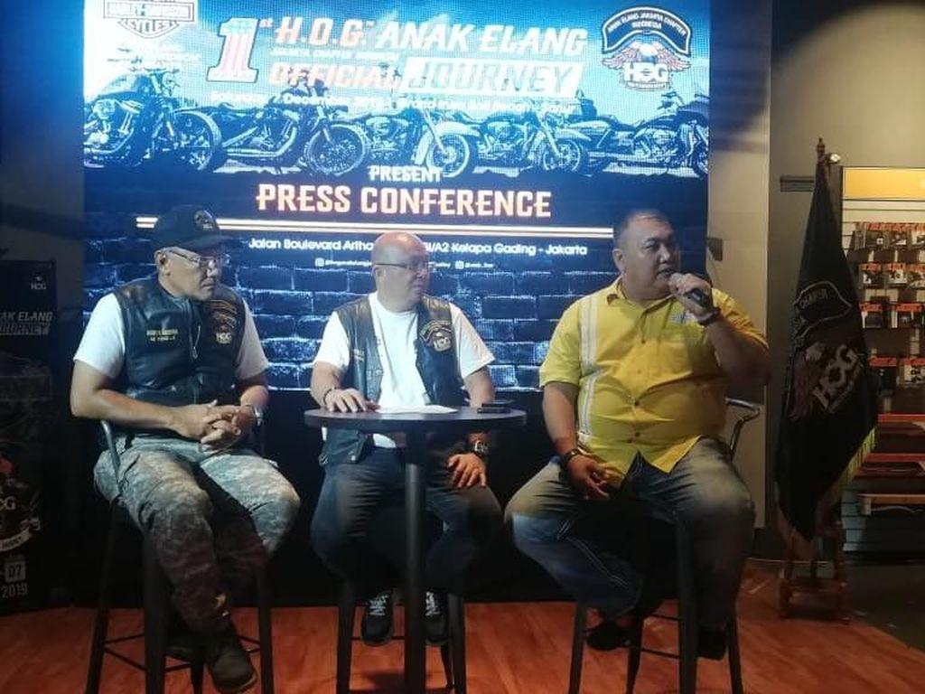Harley-Davidson Gelar Touring ke Bali, Bakal Tempuh Ratusan Kilometer