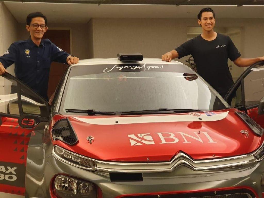 Sepekan Sebelum Seri Pamungkas F2, Sean Ikut Reli di Medan