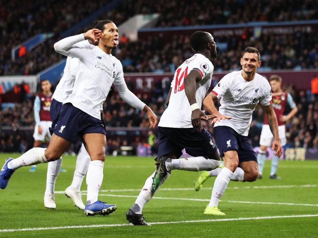 Bak Punya Indra Keenam, Liverpool Yakin Bisa Bikin Gol Menit-menit Akhir
