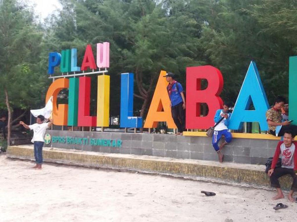 Bukan Gili di Lombok, Ini Gili di Madura