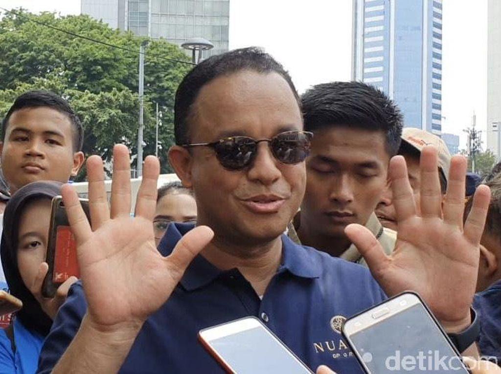 Jakarta Setara Ala Anies Baswedan