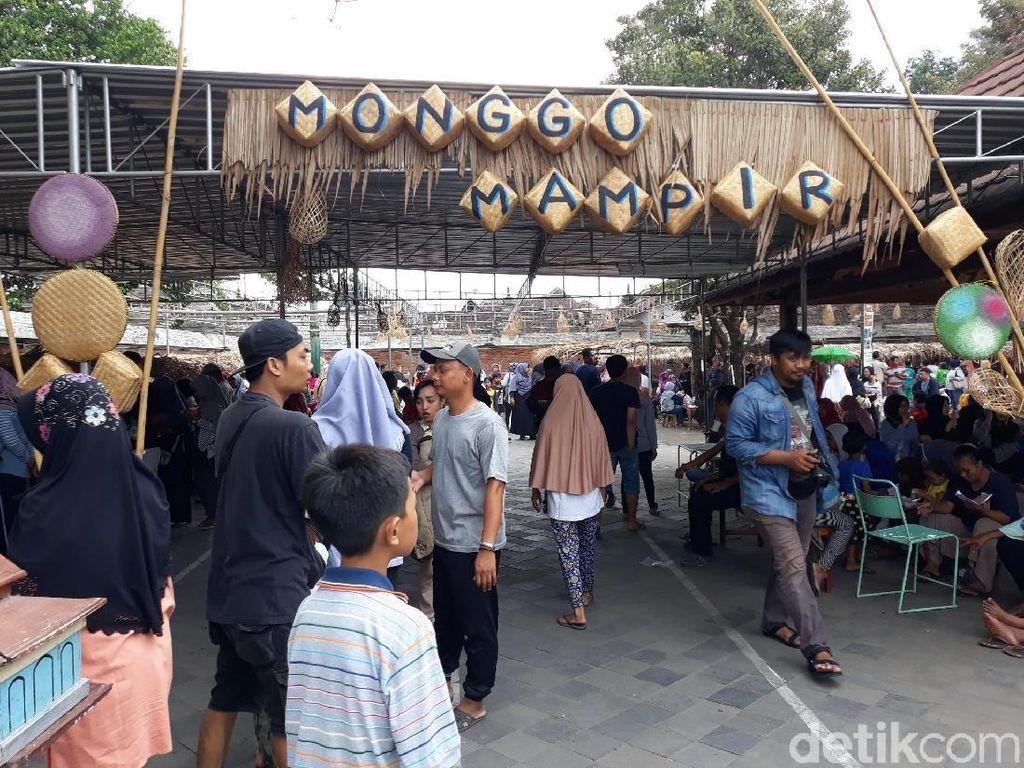 Beragam Jajan Pasar Tradisional Laris Manis di Pasar Lawas Mataram