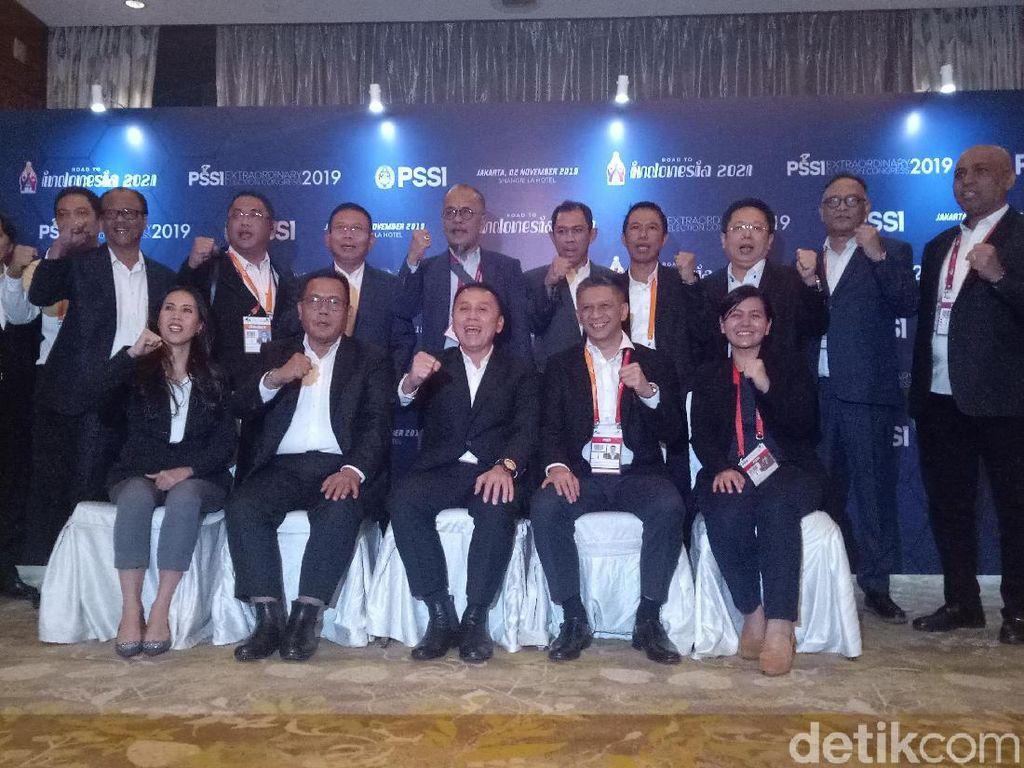 Kongres Pemilihan PSSI Tuntas, Iwan Bule: Semoga Berkah
