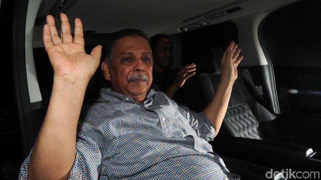 Momen Sofyan Basir Tinggalkan Rutan KPK
