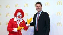 McDonalds Gugat Mantan CEO karena Pacaran dengan Banyak Karyawan