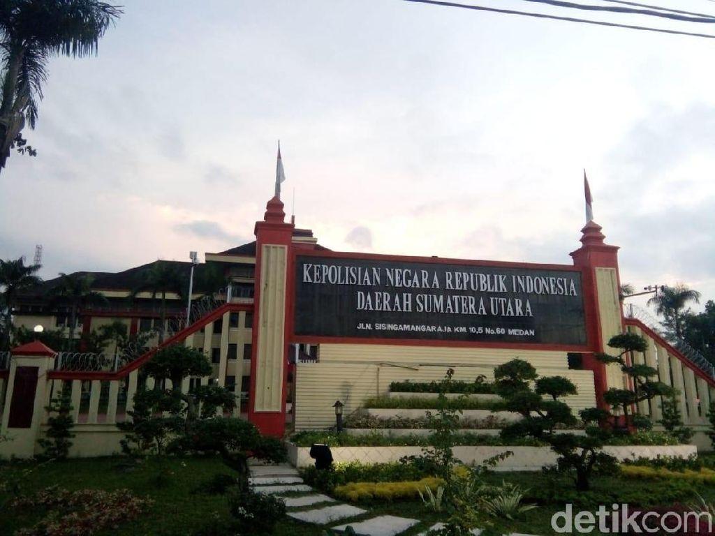 Polda Sumut Tangkap 2 Penjual Merkuri ke Penambang Ilegal di Madina