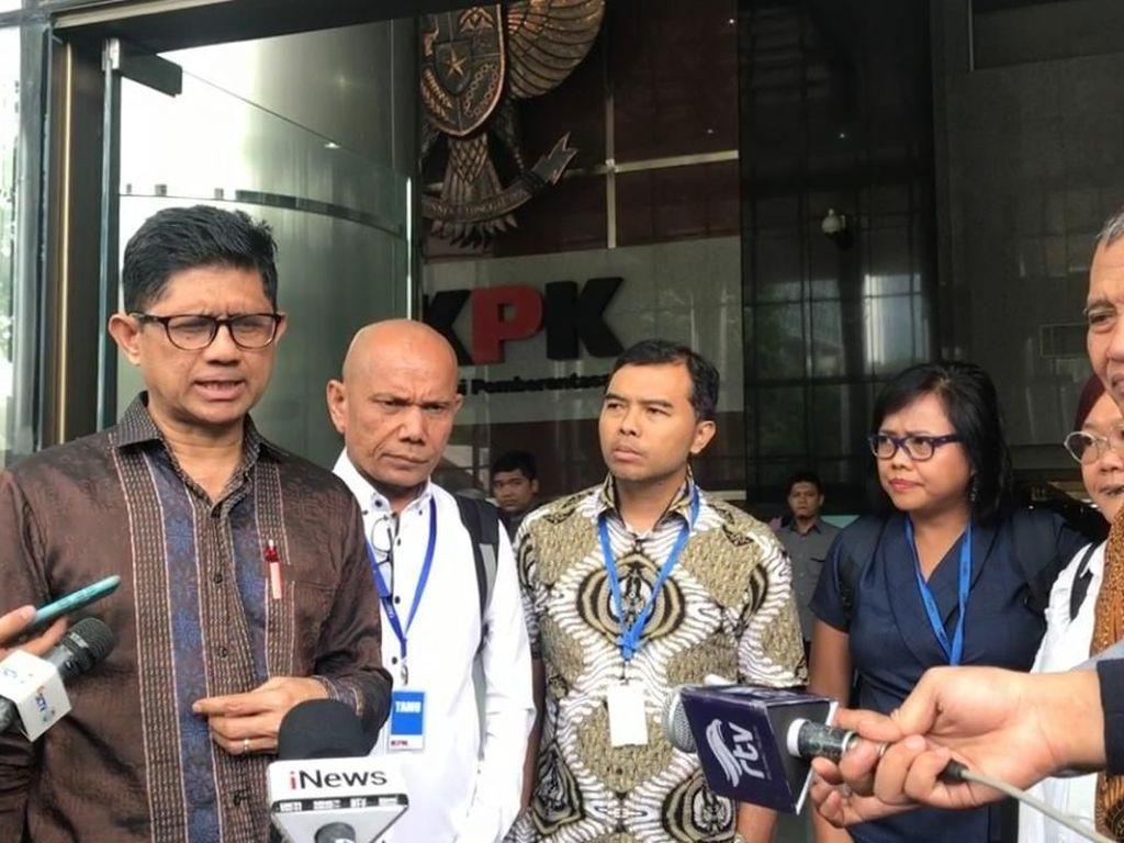Aktivis Antikorupsi Temui Pimpinan KPK, Tanyakan Efek Penerapan UU Baru