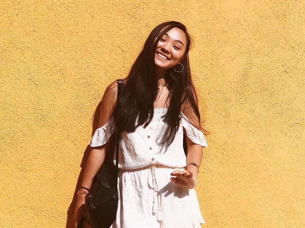 Jane Li, Putri Aktor Jet Li yang Cantik dan Pintar Jadi Mahasiswi Harvard