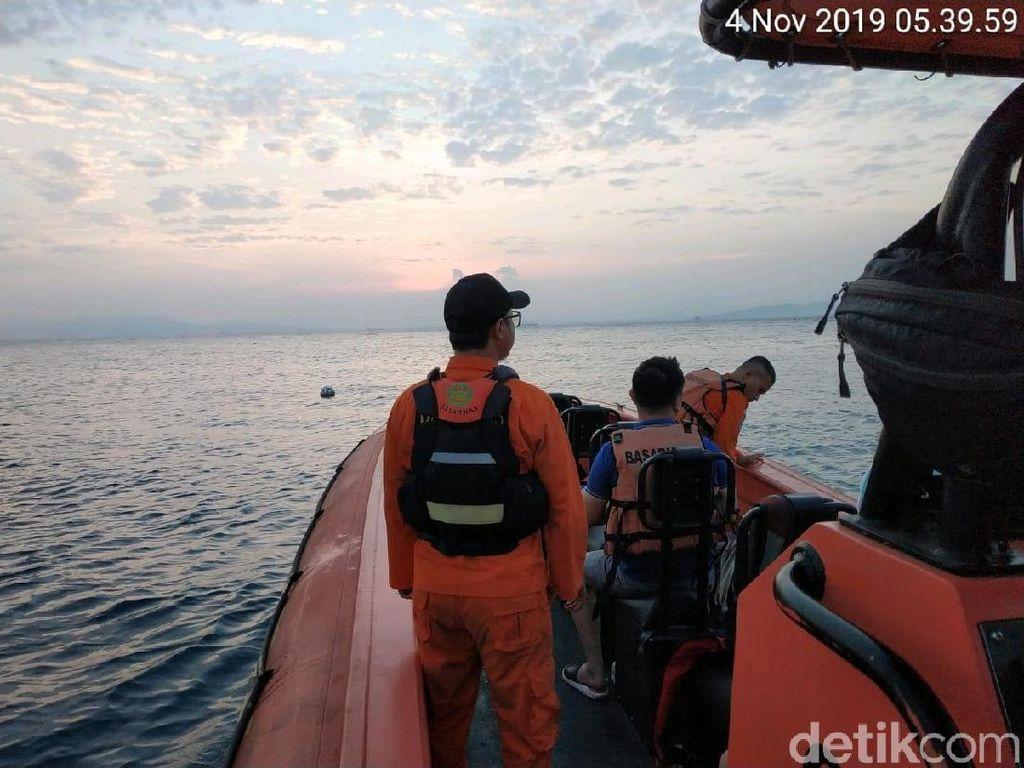Basarnas: Ada Palung Laut di Area Hilangnya WNA di Pulau Sangiang