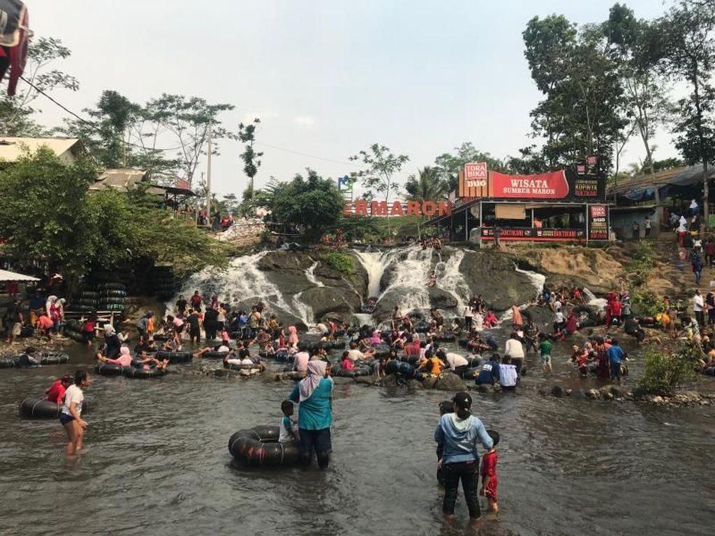 Pemandian yang Viral di Malang