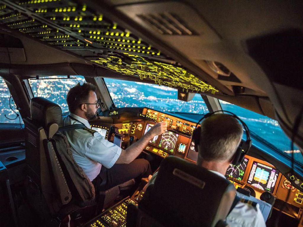 Amerika Serikat Izinkan Pilot Diabetes Terbang