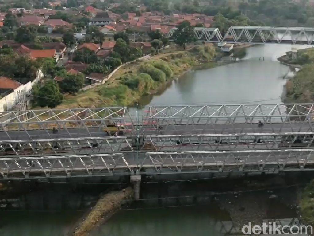 Catat! Jembatan Pemali Brebes Akan Ditutup 4 Hari untuk Perbaikan