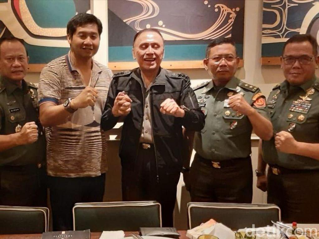 Maruarar Sirait: PSSI Bisa Oke Dipimpin Iwan Bule