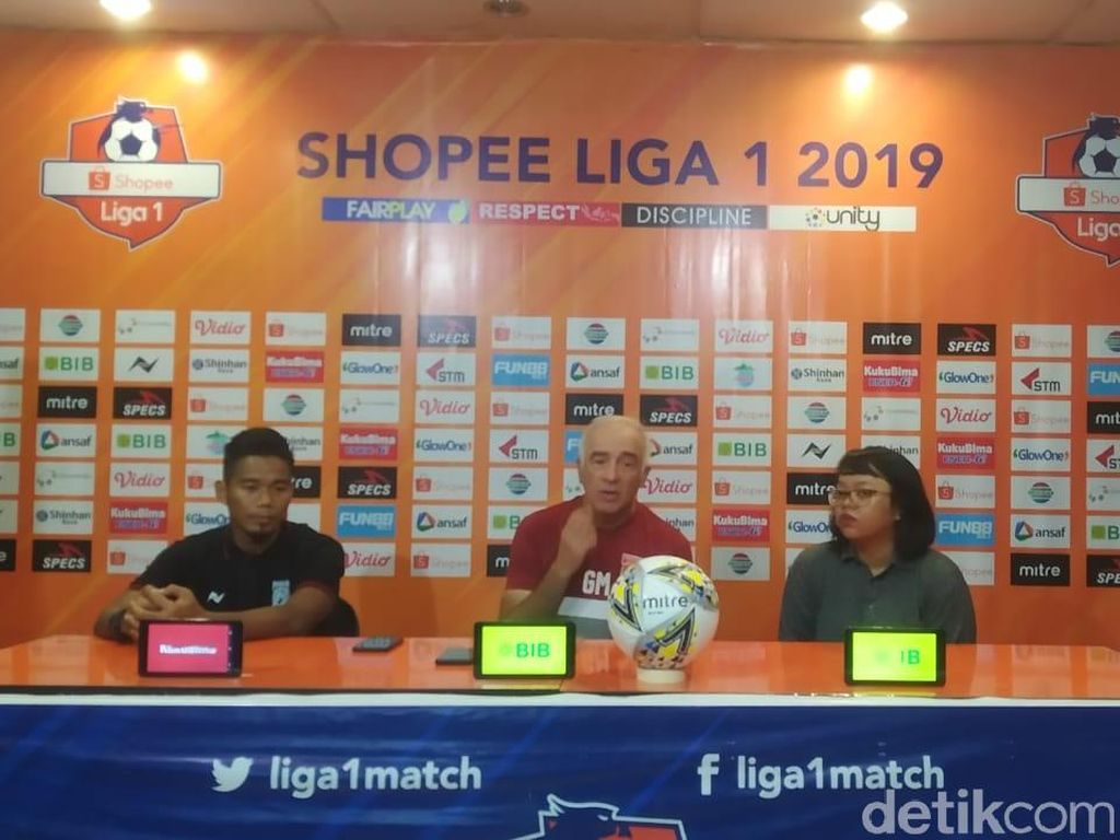 Menjamu Badak Lampung, Borneo FC Berniat Kembali ke Tiga Besar