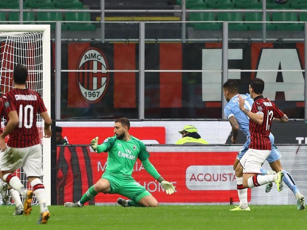 AC Milan Vs Lazio: 7 Fakta Kekalahan Pahit Rossoneri