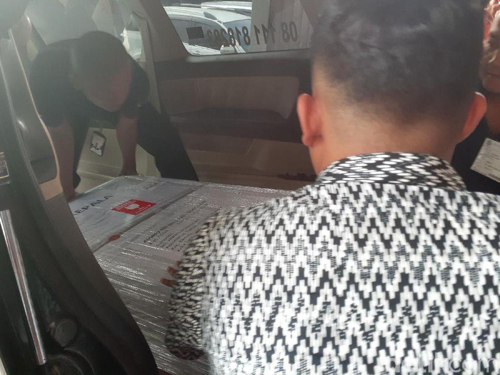 Video Kedatangan Jenazah Pembalap Nasional Afridza di Jakarta