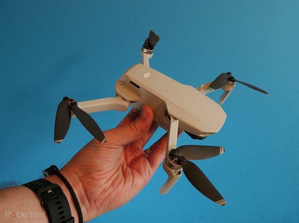 Mavic Mini, Drone Terkecil dan Termurah dari DJI