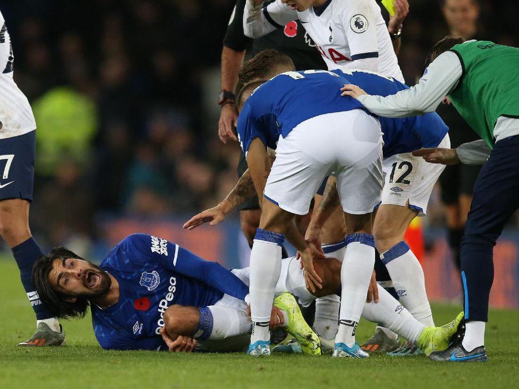 Patah Pergelangan Kaki Seperti Andre Gomes, Begini Menanganinya