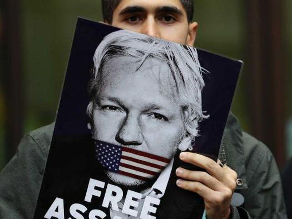 Keputusan Ekstradisi Julian Assange Segera Ditentukan