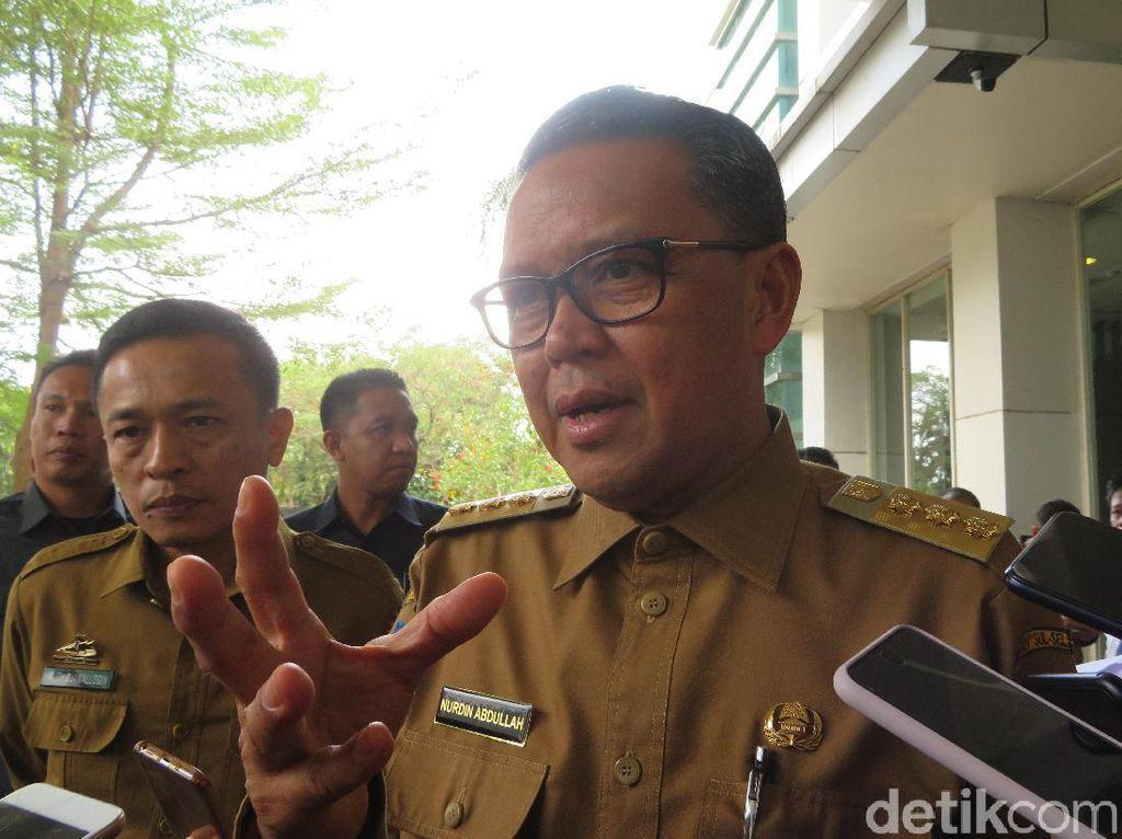 Gubernur Sulsel Teken Usulan PSBB Makassar, Tinggal Tunggu Persetujuan Pusat