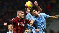 Milan Tumbang, Lazio Lepas Kutukan