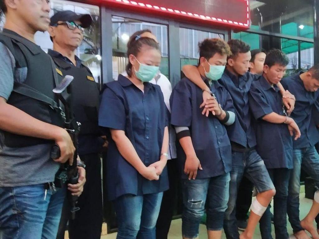 Terlibat Komplotan Curanmor di Kos-kosan di Jakbar, Seorang Wanita Ditangkap