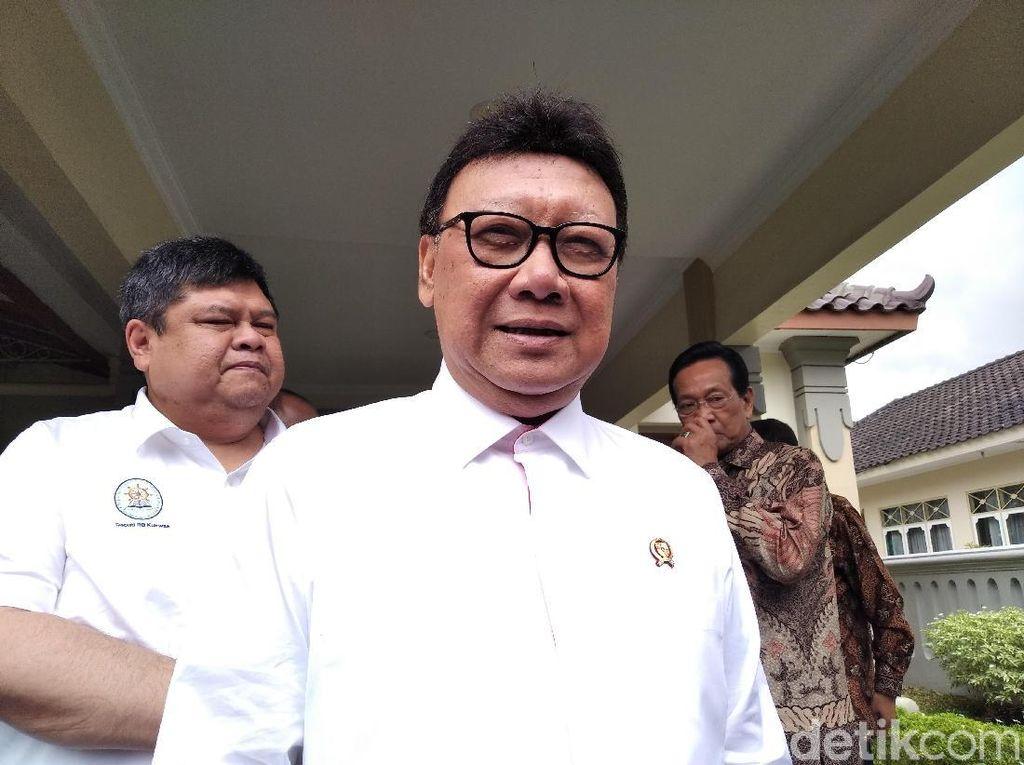 MenPAN-RB Kaji Penambahan Perwira Tinggi TNI-Polri