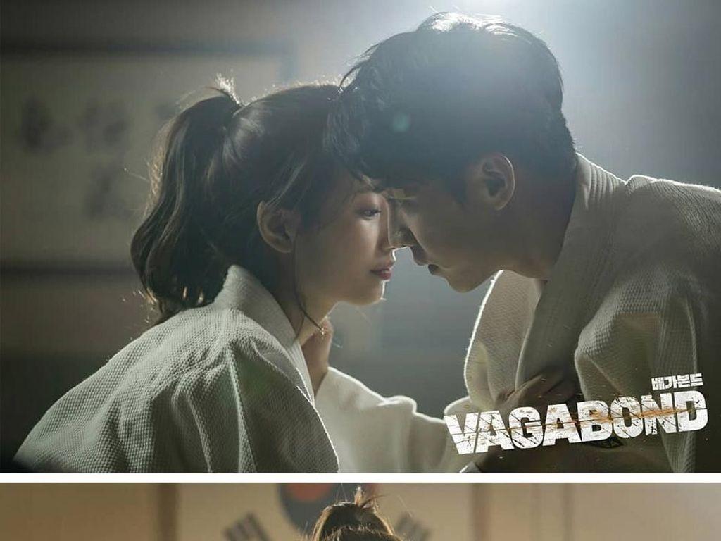 10 Drama Korea Rating Tinggi Tentang Agen Rahasia