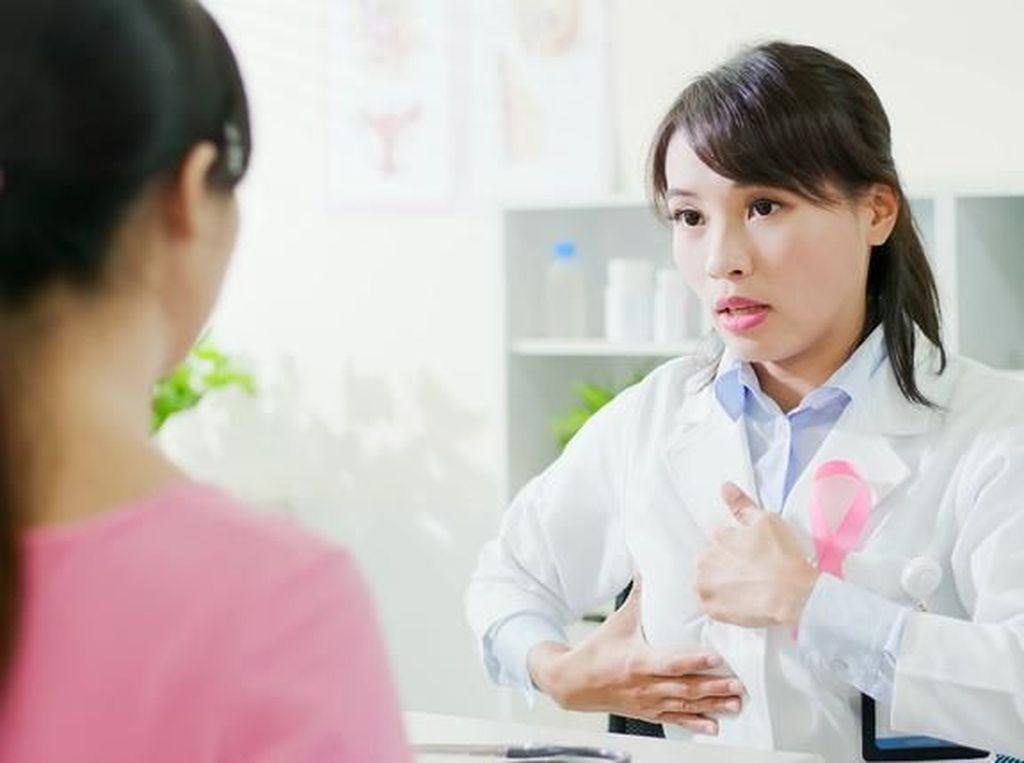 5 Makanan Pencegah Kanker Payudara, Penyakit yang Diidap Femmy Permatasari