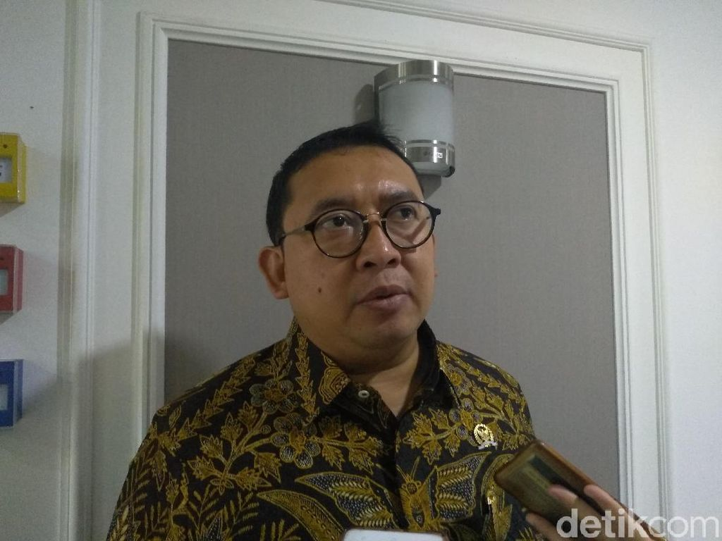 Prabowo Tunjuk 5 Jubir Gerindra, Mengapa Tak Ada Nama Fadli Zon?