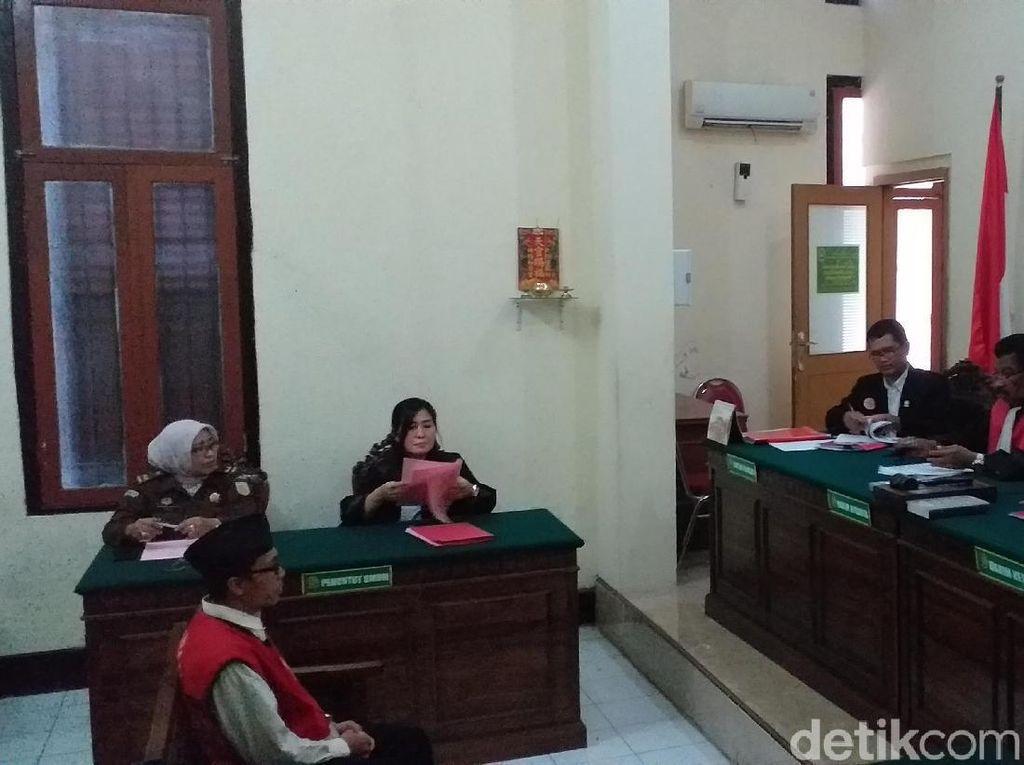Guru Ekskul yang Sodomi 15 Siswa Dituntut Kebiri Kimia dan 14 Tahun Penjara
