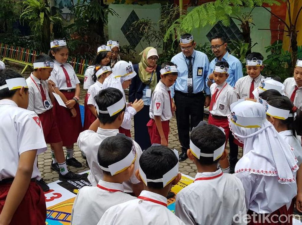 Ratusan Pelajar di Malang dan Batu Diajarkan Pemahaman Pajak