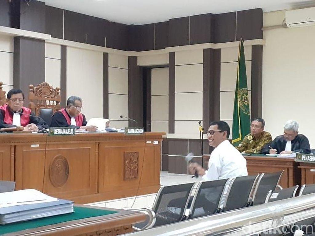 Jadi Saksi Kasus Suap, Tamzil Mengaku Takut Sama KPK