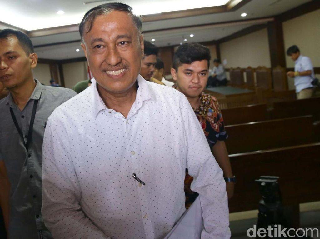 Eks Anggota DPR Markus Nari Ajukan Banding Vonis 6 Tahun Bui di Kasus e-KTP