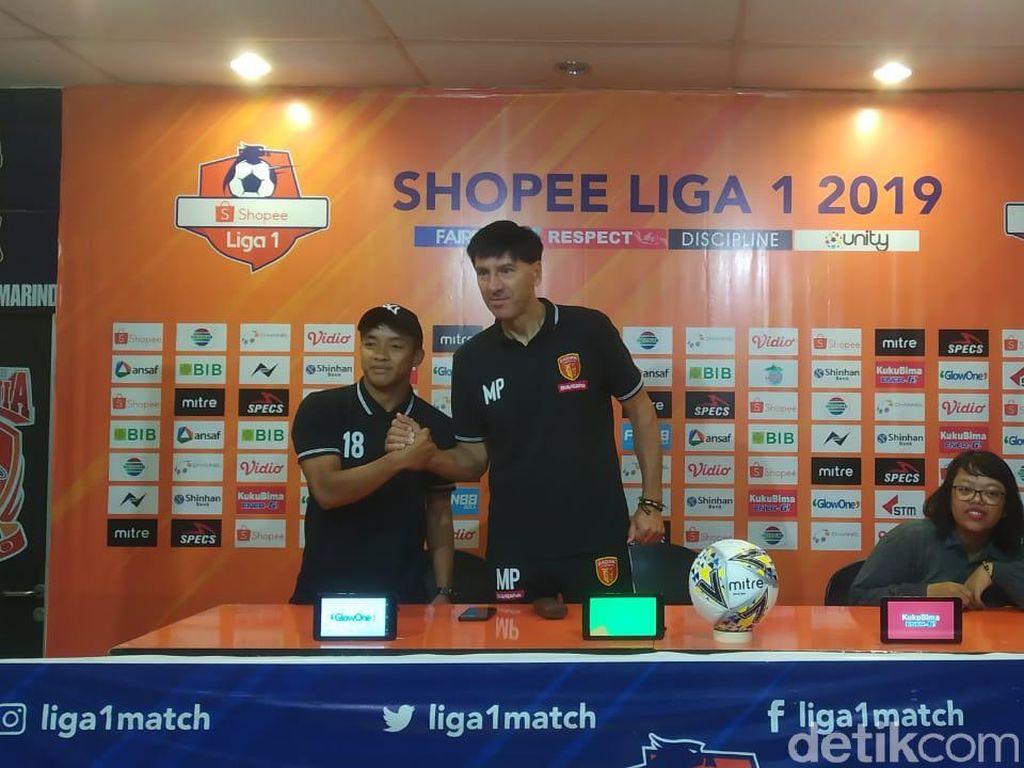 Taklukkan Arema FC Sudah, Badak Lampung FC Kini Incar Borneo FC
