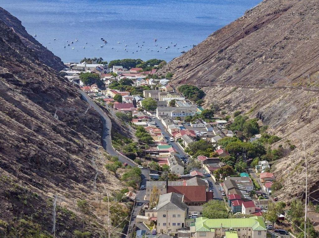 Foto: Pulau Terpencil di Bumi yang Akan Kian Mudah Didatangi