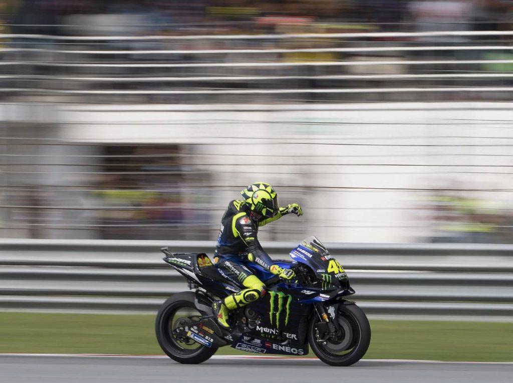 Menganggap Rossi Sudah Tak Mampu Bersaing adalah Kesalahan Besar