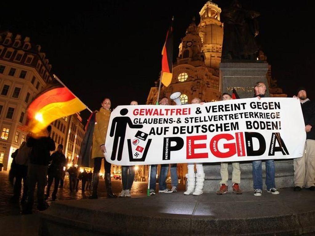 Kota Dresden di Jerman Deklarasikan Darurat Nazi