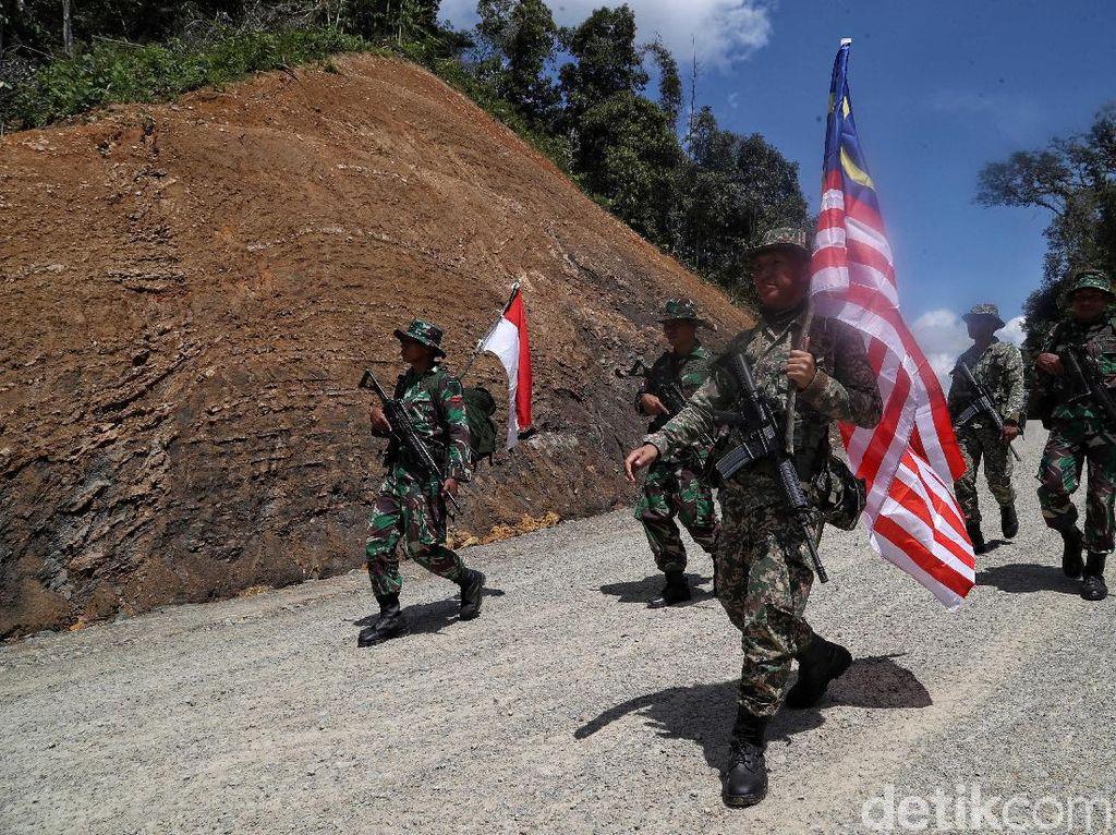 Salam Hormat untuk Tentara Perbatasan!