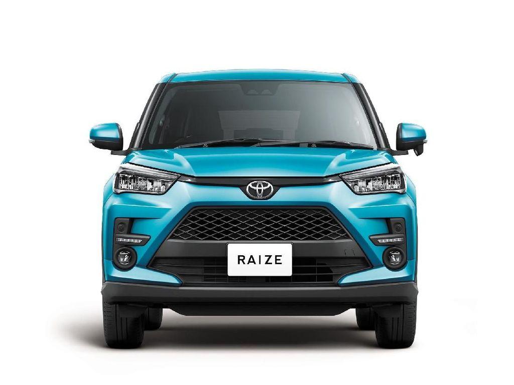 Bocoran Fitur Toyota Raize, Paling Canggih Bisa Ngerem Otomatis