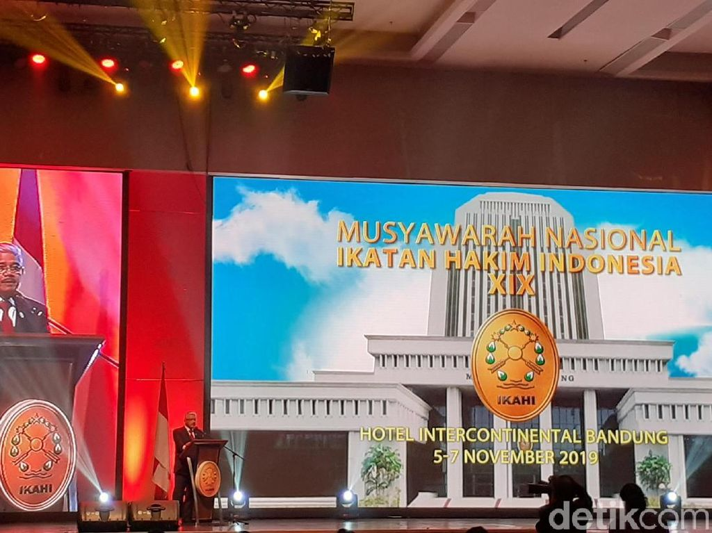 Ketua MA Dorong Peradilan Modern Berbasis Teknologi Informasi