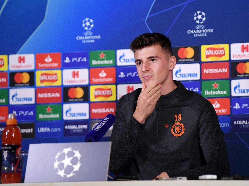 Barcelona atau Madrid, Mount: Saya Cuma Pikirkan Chelsea Vs Ajax