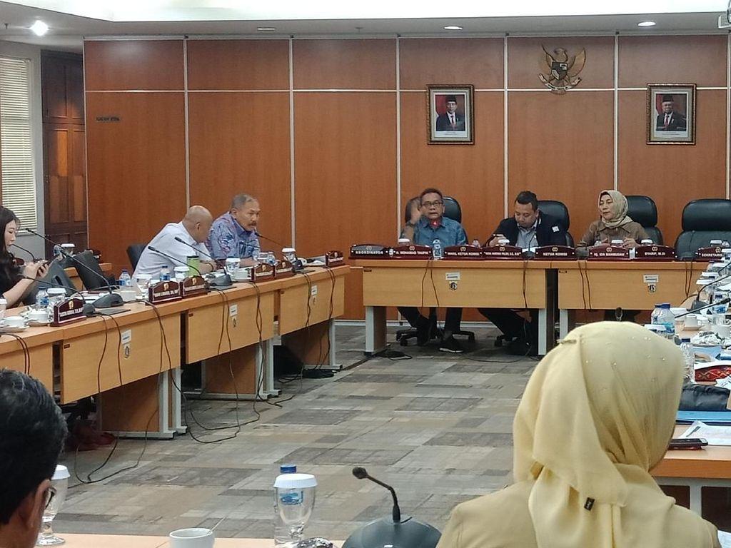 M Taufik Gerindra Protes Waduk Pondok Ranggon Mangkrak 4 Tahun