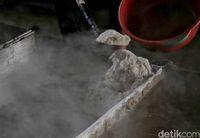 Garam gunung di Krayan (Pradita/detikcom)